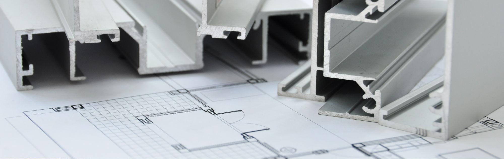 Aberturas de aluminio y vidrio for Aberturas en aluminio